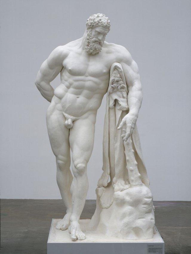 MHK_Lysipp von Sikyon_Gipsabguss des Herkules Farnese_a10145.jpg