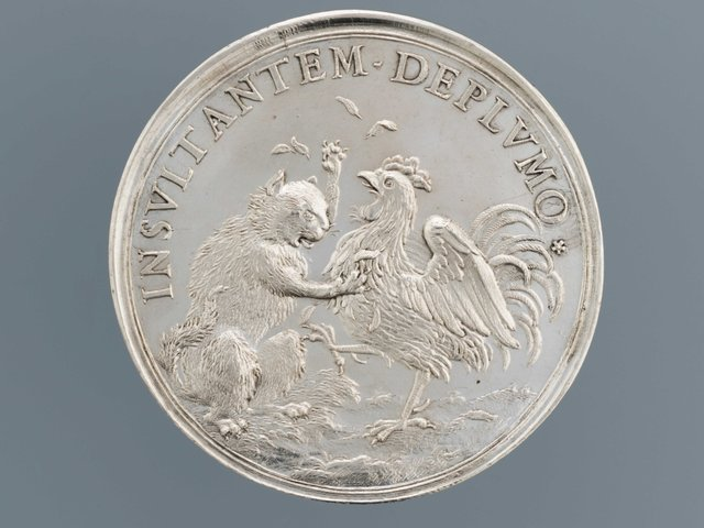 MHK_In Kassel geprägte Spottmedaille auf König Ludwig XIV._1693_Foto Ute Brunzel_K40605.jpg