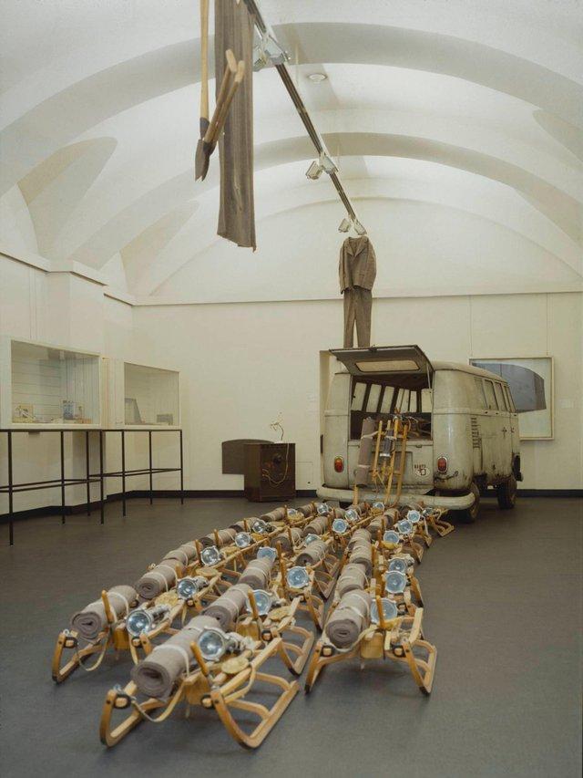 MHK_Joseph Beuys Raum mit The Pack (Das Rudel)_M10121.jpg