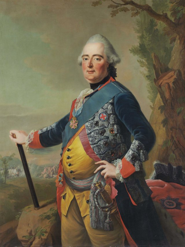 Johann Heinrich Tischbein d.Ä._Friedrich II. Landgraf von Hessen-Kassel_Foto Arno Hensmanns_M10274.jpg