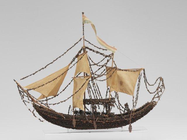 MHK_Schiff aus Gewürznelken_Indonesien_VK90623.jpg