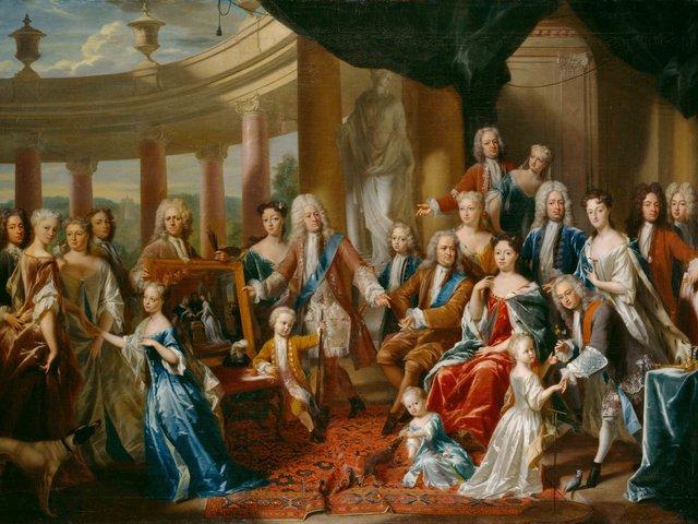 MHK_Philip van Dijk_Die Familien des Landgrafen Carl von Hessen-Kassel_1725_Foto Ute Brunzel_GAM10333.jpg