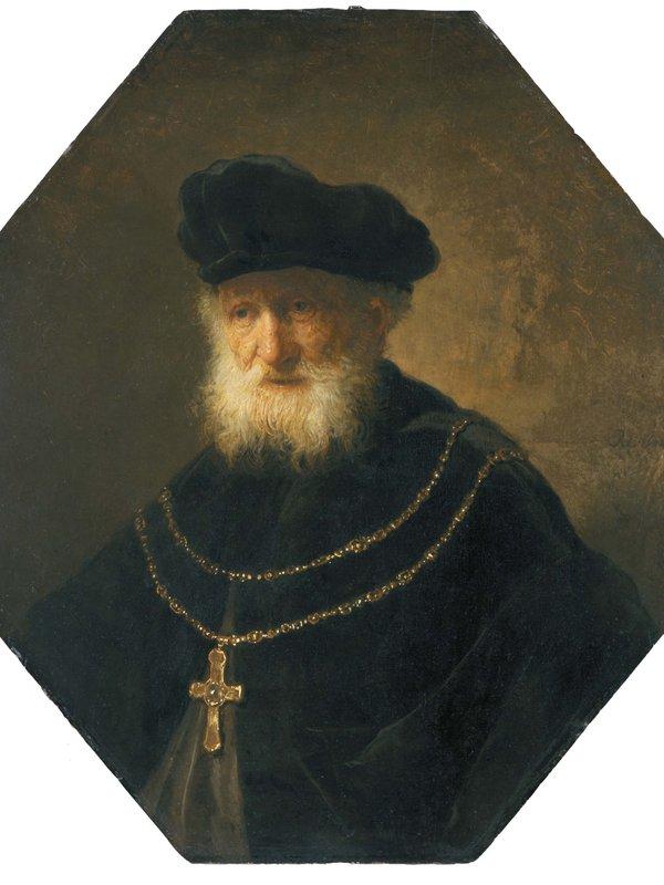 MHK_Rembrandt Harmensz. van Rijn_Büste eines Greises mit Brustkreuz_1630_GAM10234.jpg