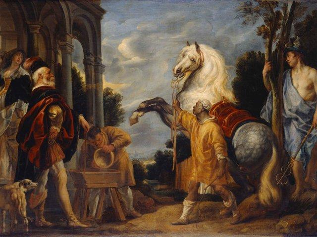 MHK_Jacob Jordaens_Das Auge des Herrn macht das Pferd fett © MHK_Sammlung Galerie Alte Meister.jpg