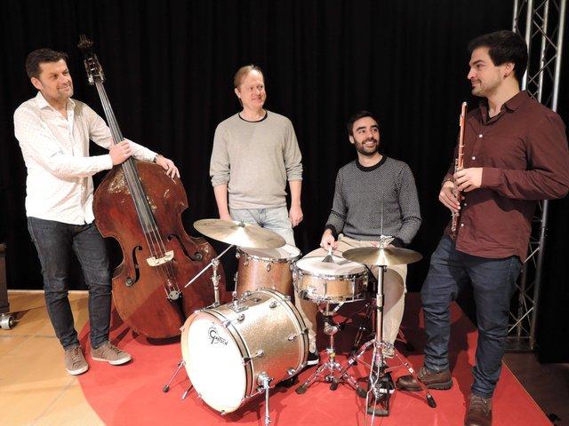 Jibiri Jazz Quartet quer  © Anne Hagemann.jpg
