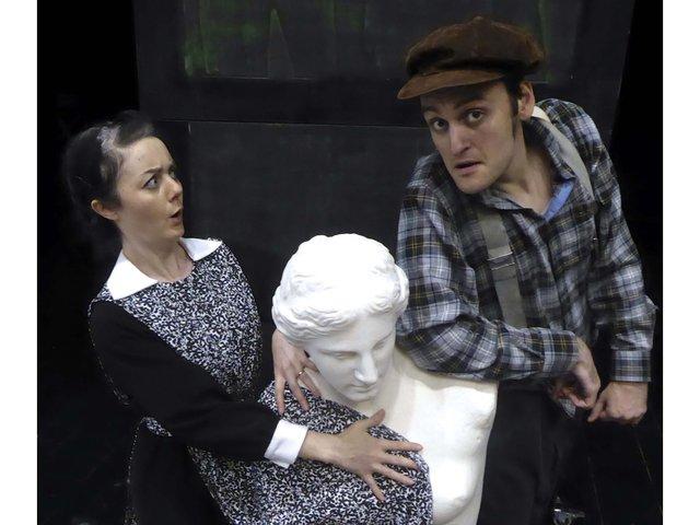 American Drama group . Pygmalion Arthur-Mrs-P-Venus-Web.jpg