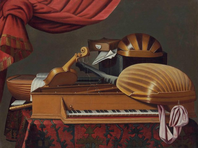 MHK_Evaristo Baschenis_Stillleben mit Musikinstrumenten © Ute Brunzel.jpg