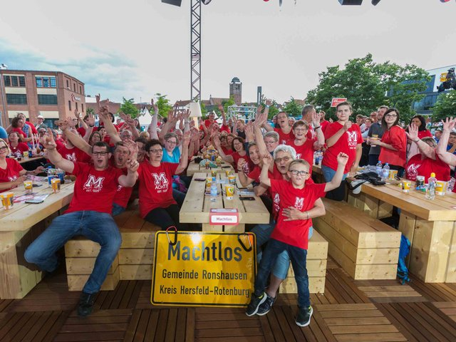 hr3 Festival 2019 auf dem Hessentag Bad Hersfeld