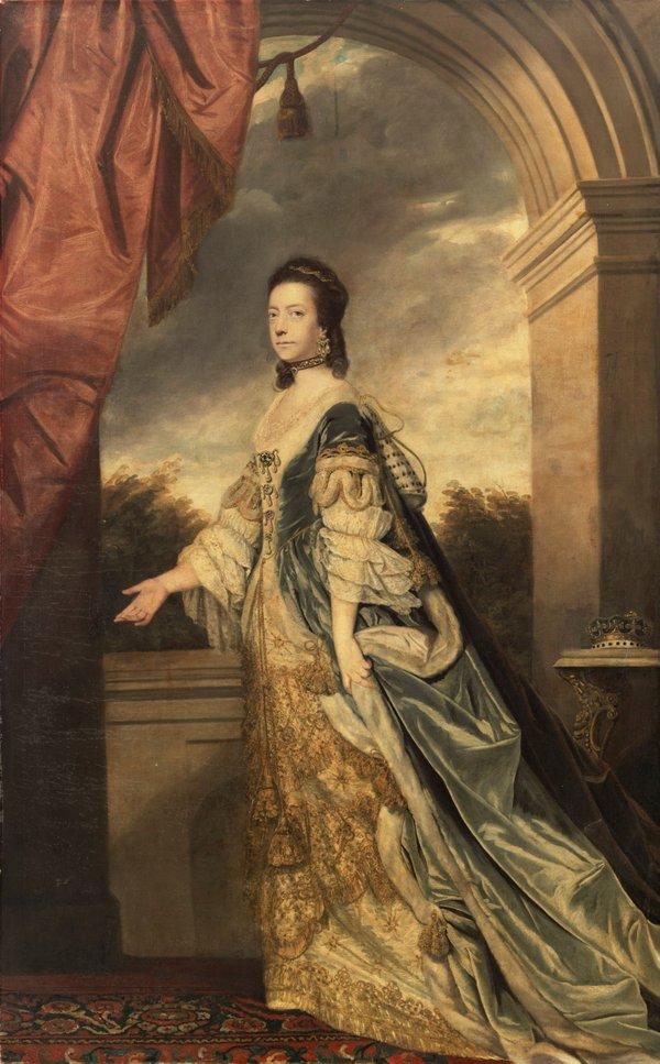 Joshua Reynolds_Prinzessin Anne Amalia