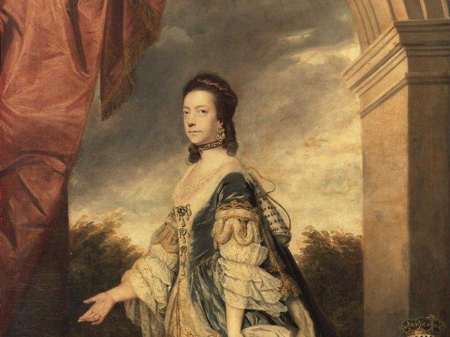 Joshua Reynolds_Prinzessin Anne Amalia Teaser