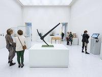 """Ausstellungseröffnung """"about: documenta"""", Neue Galerie Kassel"""